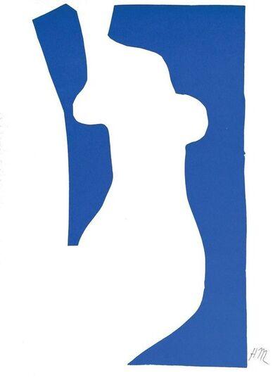 Henri Matisse, 'Blue Nude', 1958