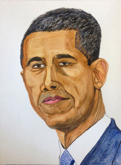 Rudy Shepherd, 'Barack Obama, President of the United States 2008-2016', 2016