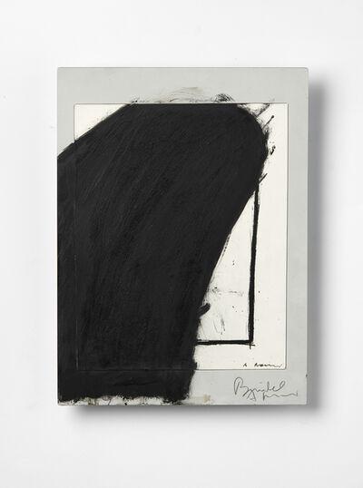 Arnulf Rainer, 'Binkel', 1975