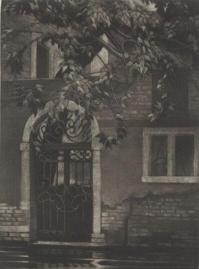 Judith Rothchild, 'Rio Osmarin (The Rosemary Canal in Venice', ca. 2004