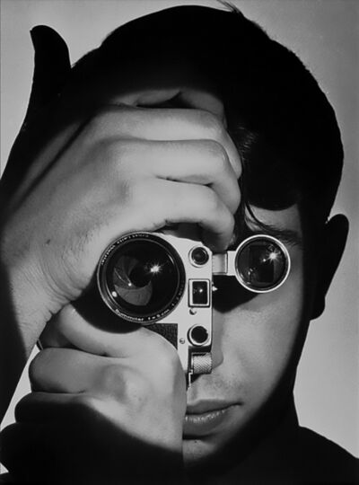 Andreas Feininger, 'The Photojournalist (Dennis Stock, Magnum Photographer)', 1955