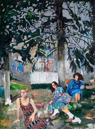 Marius Bercea, 'After the Rain', 2021