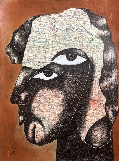 Soad Abdel Rassoul, 'Untitled ', 2019
