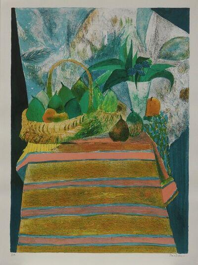 Guy Bardone, 'Le panier de poires', 1988