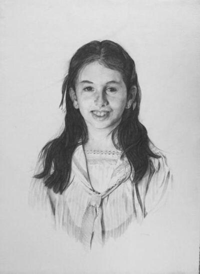 Harry Sudman, 'Portrait of a Girl', 20th Century