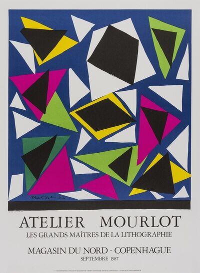 Henri Matisse, 'Atelier Mourlot, 1987', 1987