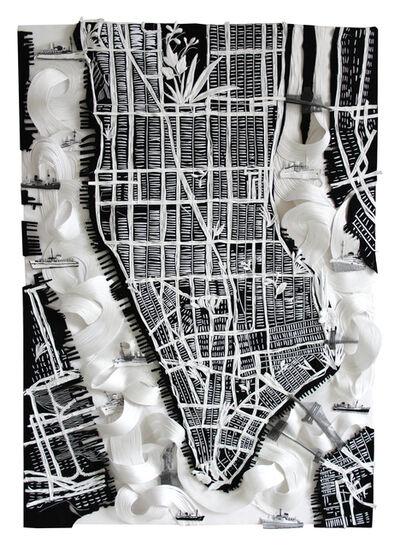 Karen Nicol, 'New York City', 2019