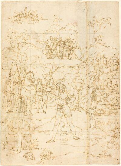Lorenzo Lotto, 'The Martyrdom of Saint Alexander of Bergamo', 1520/1524