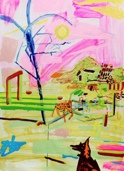 Görkem Dikel, 'Tiger  in the Sun ', 2013