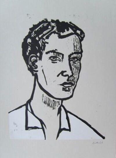 Stephan Balkenhol, 'Mann', 2004