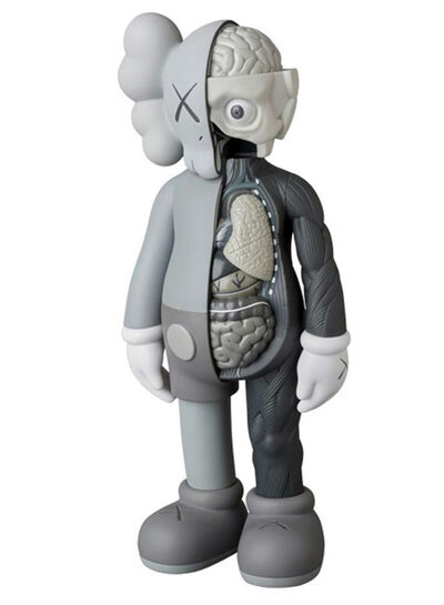 KAWS, 'KAWS Grey Flayed Companion ', 2016