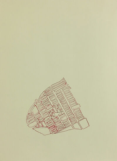 Nayda Collazo-Llorens, 'Trace 01', 2018