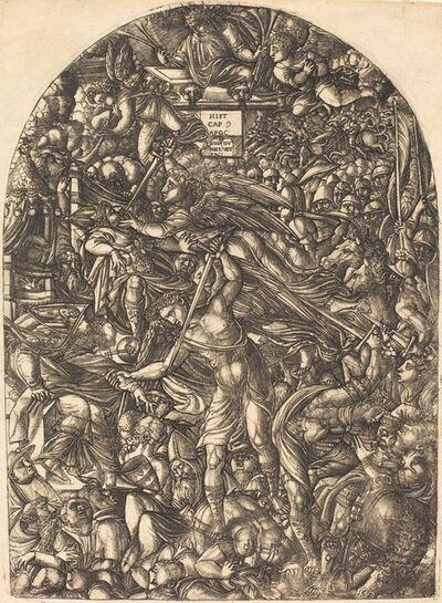 Jean Duvet, 'The Angel Sounding the Sixth Trumpet', 1546/1556