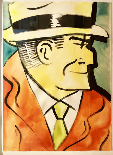 CRASH, 'Dick Tracy II', 1988
