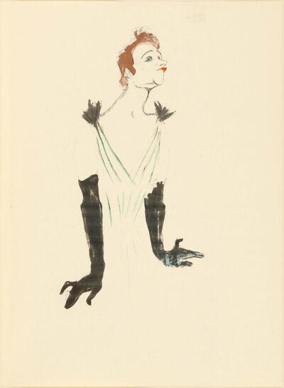 Henri de Toulouse-Lautrec, 'Douze Dessins', 1947