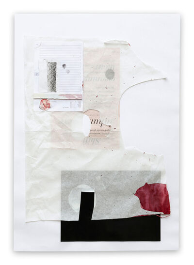 Harald Kröner, 'K2004 (Abstract work on paper)', 2020