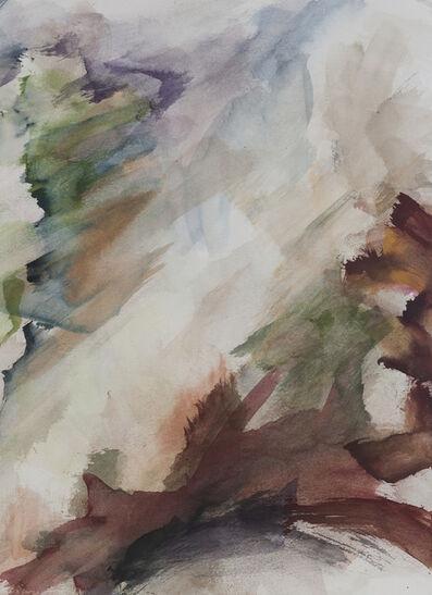 Marte Johnslien, 'Pigment Work II', 2017