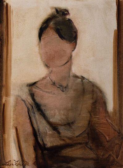 Léon Zack, 'Seated Woman', 1972
