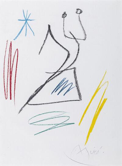 Joan Miró, 'S/T', 1969