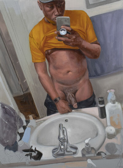 Ian Stone, 'Morning Sink', 2020