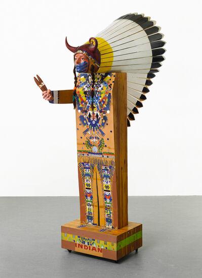 Marisol, 'Indian', 1969