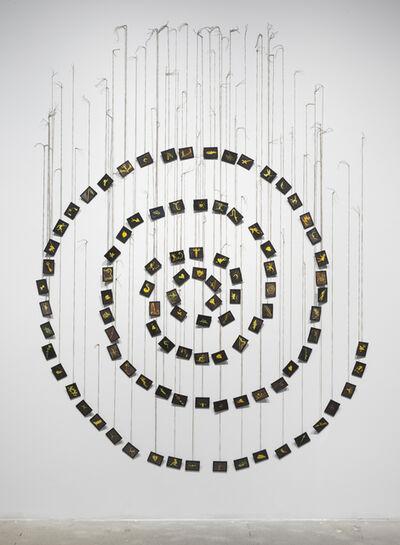 Annette Messager, 'Le Bestiaire Amoureux', 1990