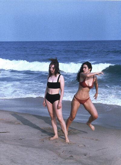 Dana Hoey, 'Bikini Brawl', 1995