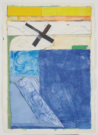 Richard Diebenkorn, 'Untitled', 1992