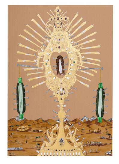 Andrew Gilbert, 'Sacred relic of Shaka kaSenzangakhona', 2016