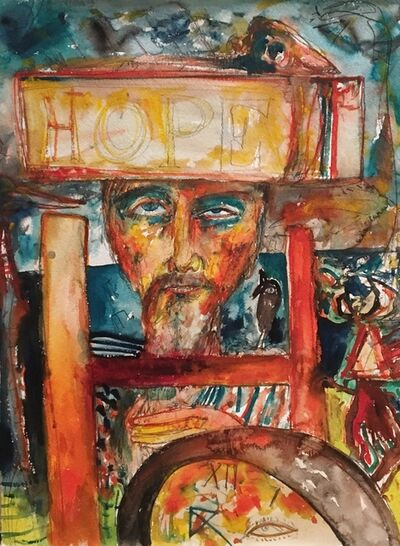 John Bellany R.A., 'Hope', 1991