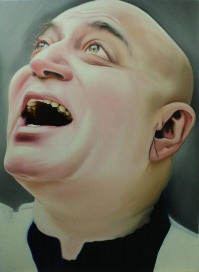 Riyas Komu, 'Man Laughing', 2008