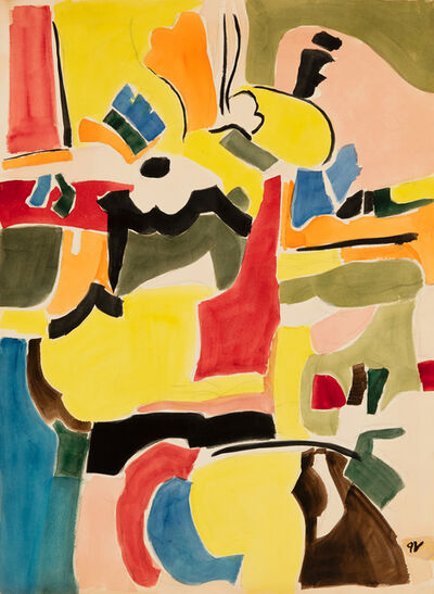 George Vranesh, 'Untitled 1', 1957–58