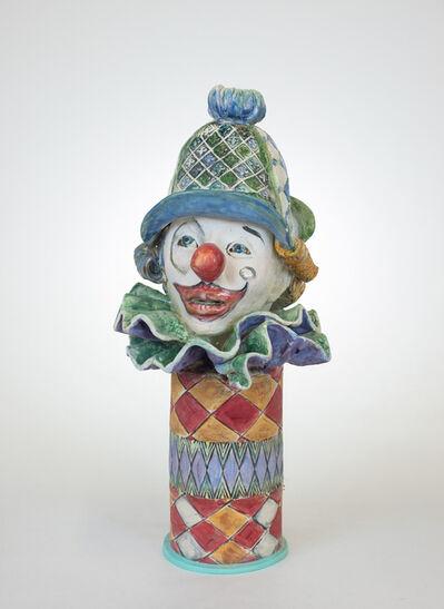 Kremena Lefterova, 'Clown Dispenser (Sans The Pez)', 2013