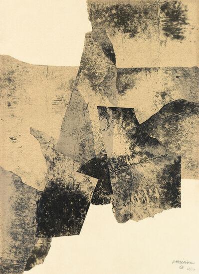 Eduardo Chillida, 'Affiche Nº 73 (Galerie Maeght)', 1961