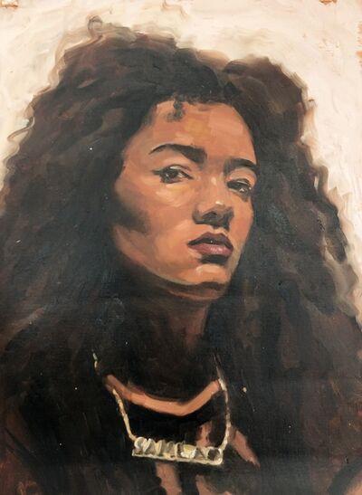 Riley Holloway, 'Sam', 2019