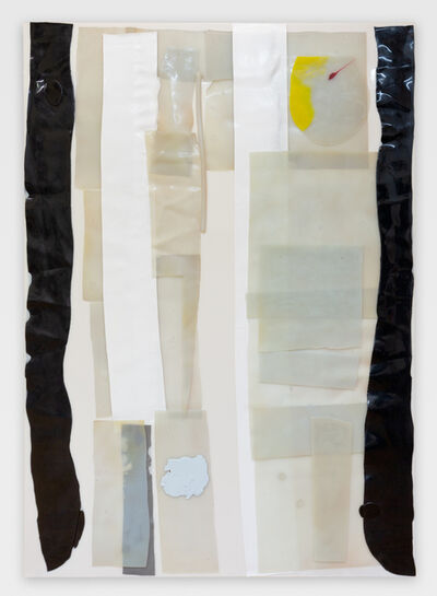 Martha Friedman, 'Carve Out Quilt 01', 2021