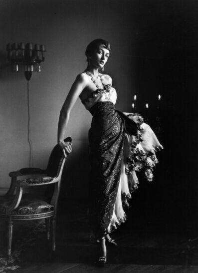 Gordon Parks, 'Comtesse Alain de la Falaise, Paris, France (29.003)', 1949
