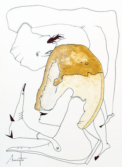 Antonio Beneyto, 'Personajes Postistas 01', 2013
