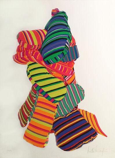 Marta Minujin, 'Escultura blanda', 2017