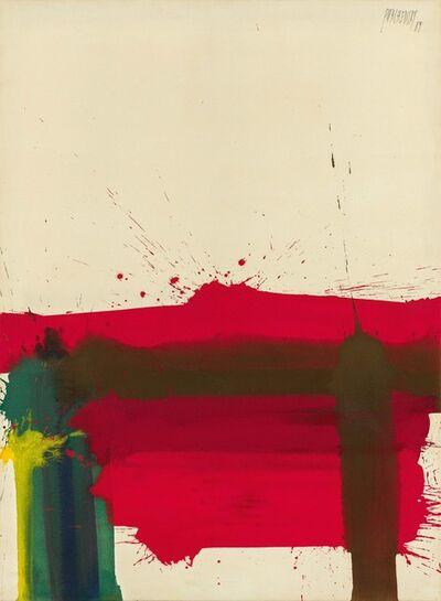 Markus Prachensky, 'Umbria Quartetto', 1989