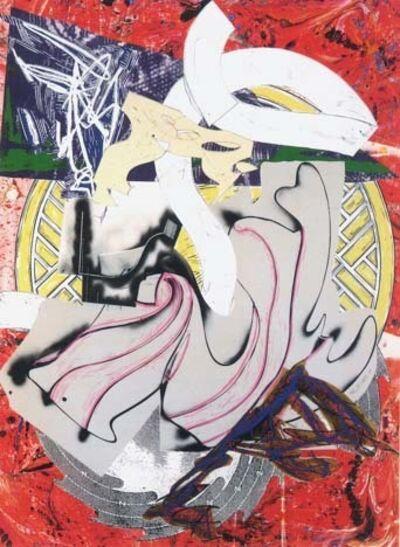 Frank Stella, 'Ahab', 1985-1989