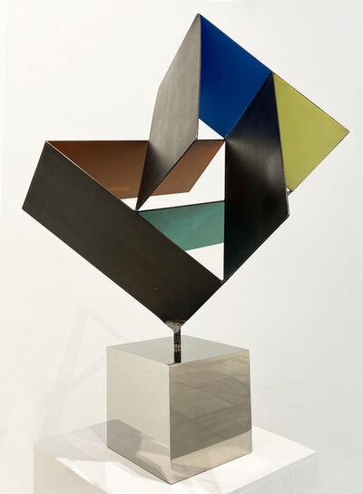 Cruz Novillo, 'Tximparta 4. Unique piece', 1977