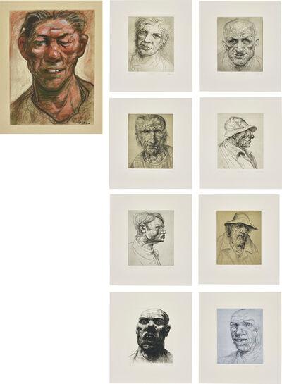 Peter Howson, 'Underground', 1998