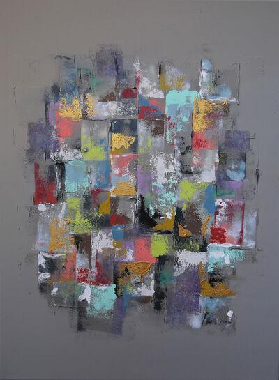 "Laura Payen, '""First Patchwork""', 2015"