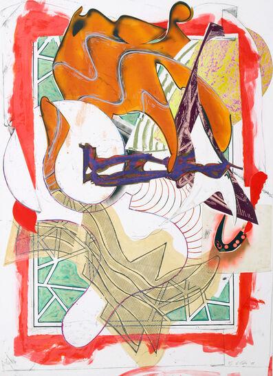 Frank Stella, 'Hark!', 1988