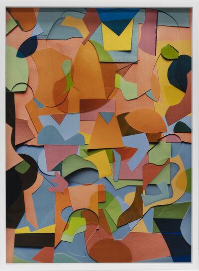 Vik Muniz, 'Shapes and Levels 2', 2017