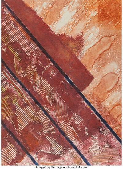 Kenneth Noland, 'Untitled', 1985