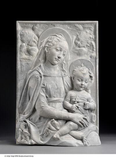 Antonio Rossellino, 'Madonna mit Kind (Madonna and Child)', ca. 1450