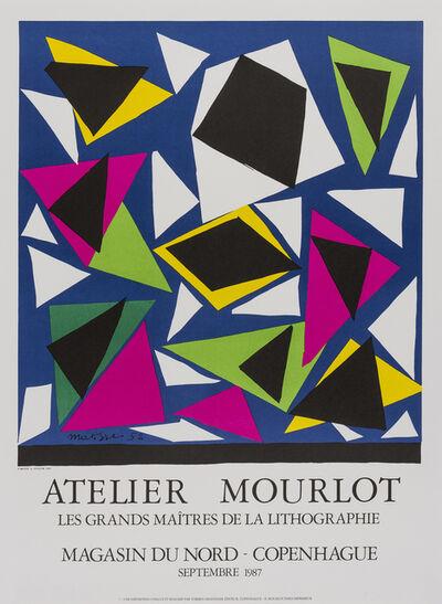 Raoul Dufy, 'Atelier Mourlot', 1987