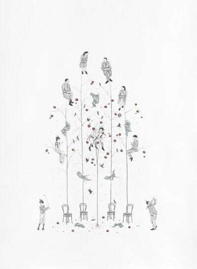 Rachel Goodyear, 'GHOSTS', 2014